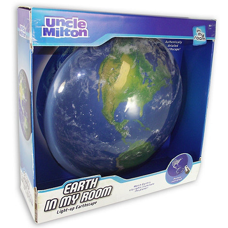 Uncle Milton - Earth In My Room