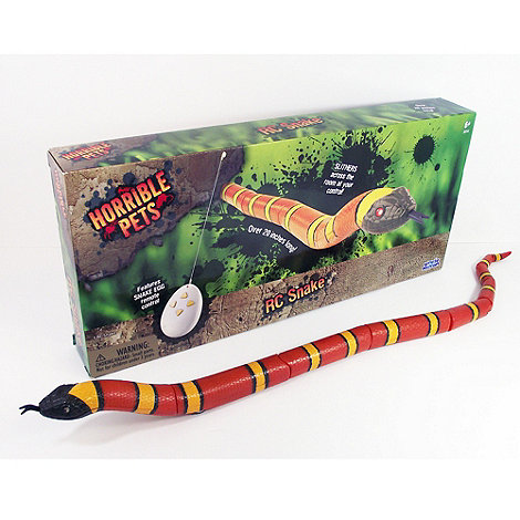 National Geographic - Wild Radio Controlled Snake