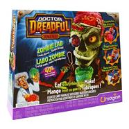 Dr Dreadful's zombie head