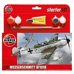 Airfix - Messerschmitt Bf109E 1:72 Scale Model Kit