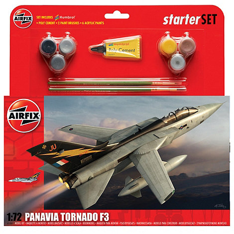 Airfix - Tornado F3 1:72 Scale Model Kit