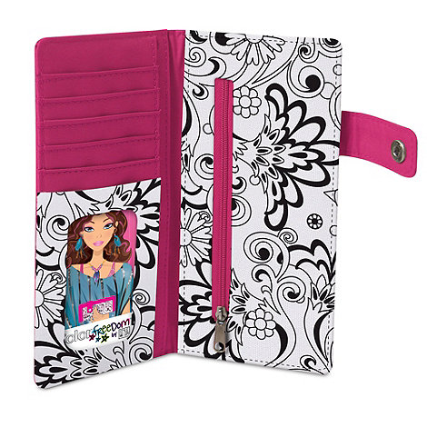 Style Me Up - Colour Freedom Pink Wallet