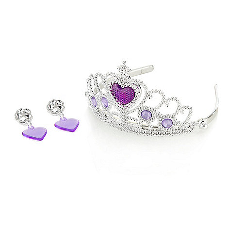 Early Learning Centre - Tiara and heart earrings jewellery set