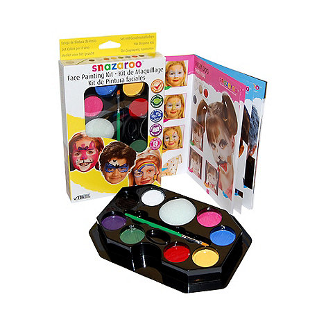 Snazaroo - Face painting kit unisex