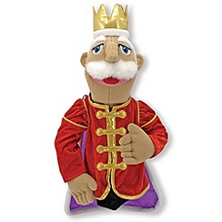 Melissa & Doug - King Puppet