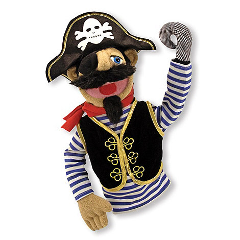 Melissa & Doug - Pirate Puppet