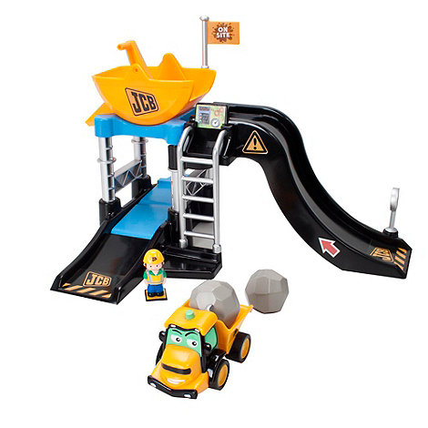 My 1st JCB - On Site Rock Loader Playset