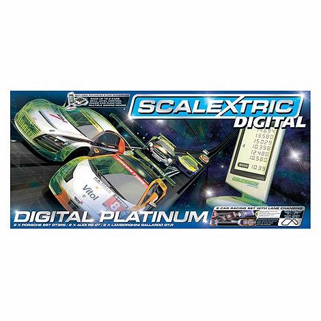 Scalextric - Platinum 1:32 Scale 6 Car Slot Race Set