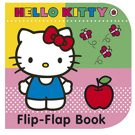 Hello Kitty - Flip flap book