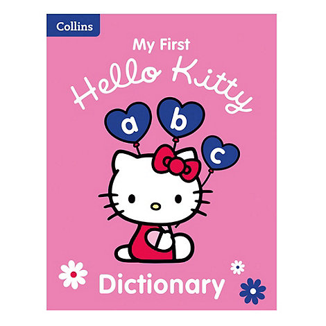 Harper Collins - My First Hello Kitty dictionary