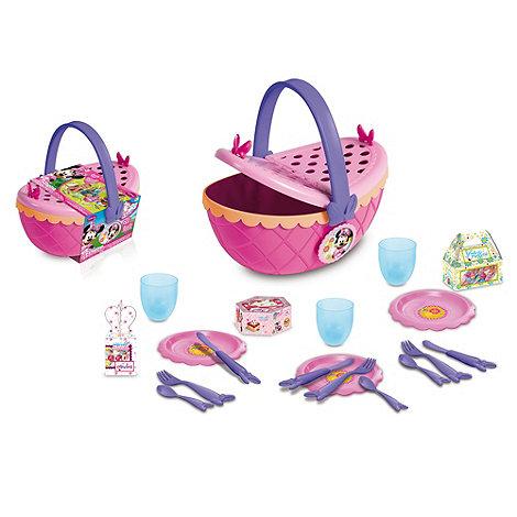 Minnie Mouse Bow-Tique - Picnic Set