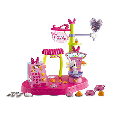 Minnie Mouse Bow-Tique - Minnie+s Cake Shop