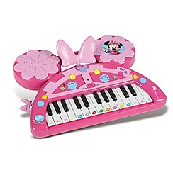 Minnie Mouse Bow-Tique - Minnie's Electronic Keyboard