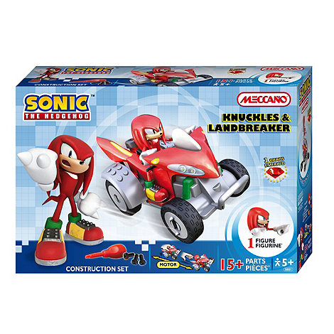 Meccano - Sonic The Hedgehog - Knuckles & Land Breaker
