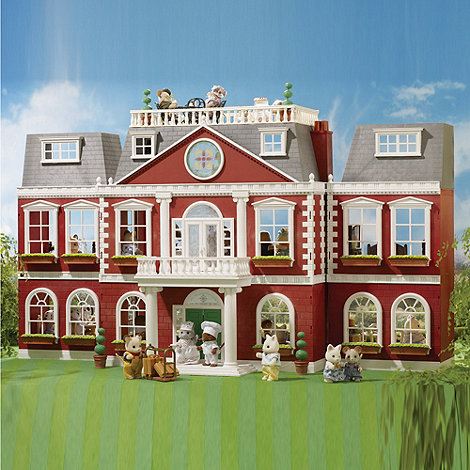 Pics Photos Grand Hotel From Sylvanian Families