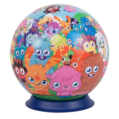 Moshi Monsters - Ravensburger 3D Puzzle