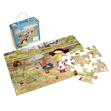 Abney & Teal - Abeny & Teal 24 piece floor puzzle