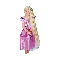 Disney Princess - Girl's long Rapunzel wig