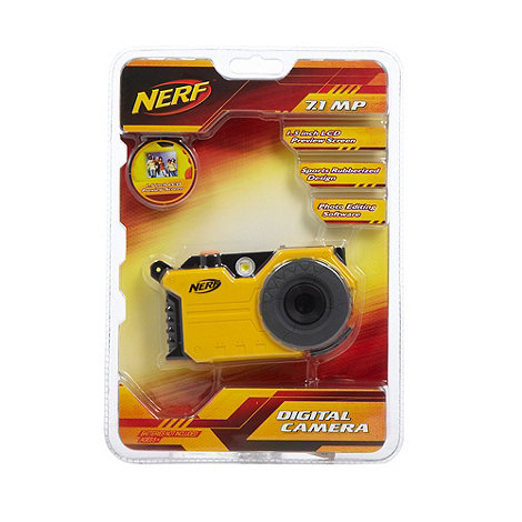 Nerf - 7 MP Digital Camera