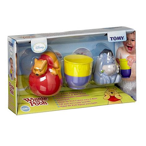 Winnie the Pooh - Squirt +n+ Pour Bathtime Fun