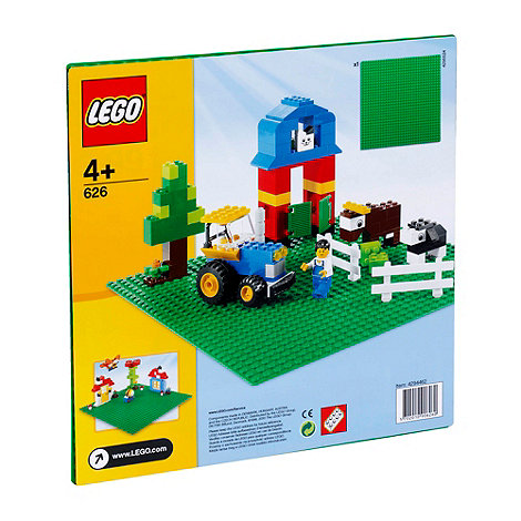 LEGO - Green Building Plate- 626
