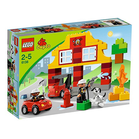 LEGO - Duplo My First Fire Station- 6138