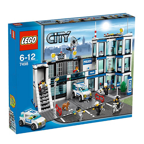 LEGO - City Police Station- 7498
