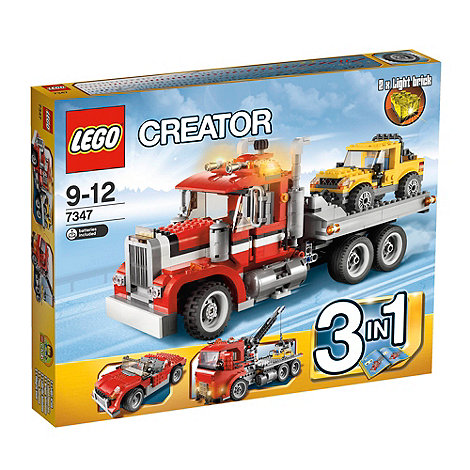 LEGO - City Highway Pickup- 7347