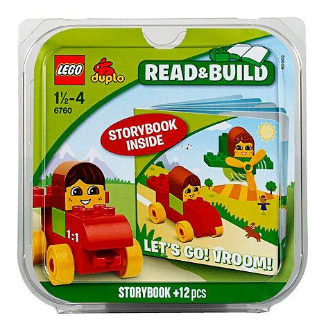 LEGO - DUPLO Let+s Go! Wroom! - 6760