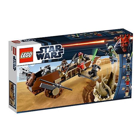 LEGO - STAR WARS Desert Skiff - 9496