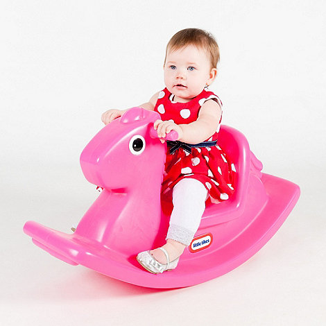Little Tikes - Rocking Horse Magenta
