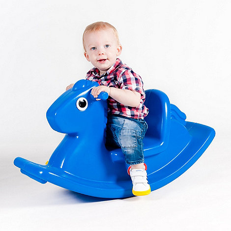 Little Tikes - Rocking Horse Blue