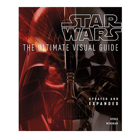 Star Wars - The ultimate visual guide book