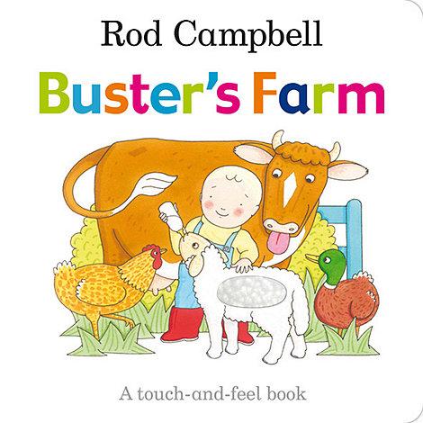MacMillan books - Busters Farm
