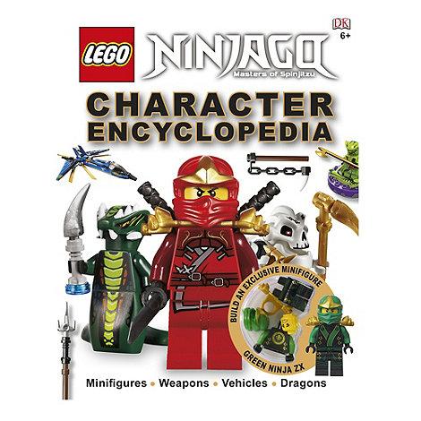 LEGO - Ninjago Character encyclopedia book