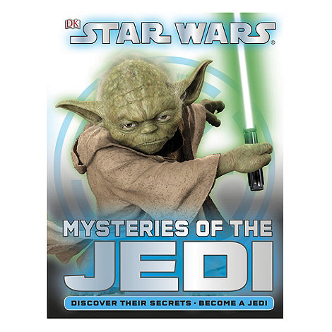 Star Wars - Mysteries of the Jedi book