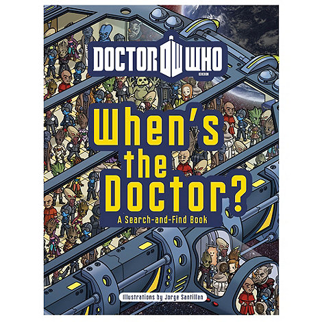 Doctor Who - When+s the doctor? book