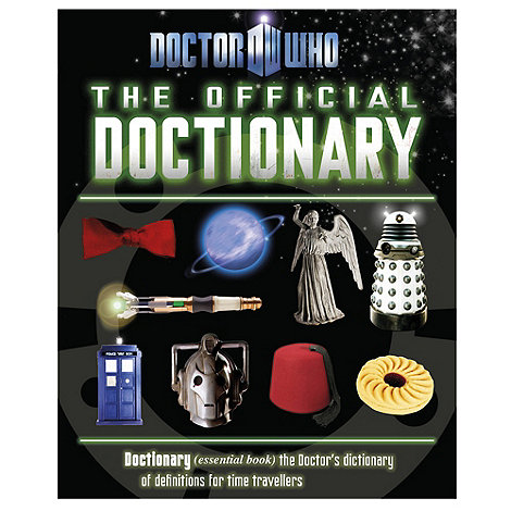 Doctor Who - Dictionary