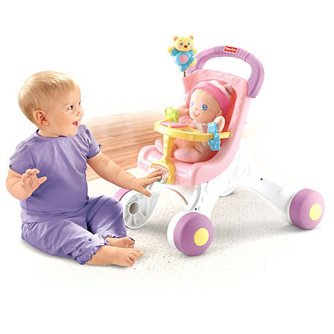 Fisher-Price - Stroll-Along Walker