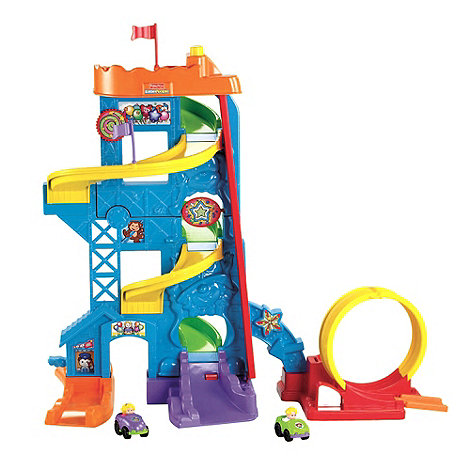Fisher-Price - Loops & Swoops fun park