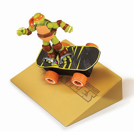Teenage Mutant Ninja Turtles - Sewer Spinnin+ Skateboard
