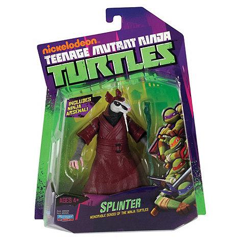 Teenage Mutant Ninja Turtles - Action Figure Splinter