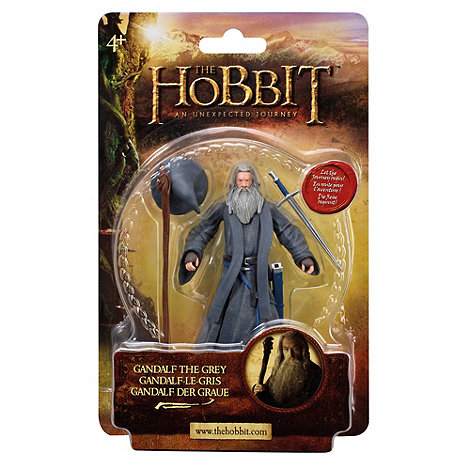 Hobbit - Gandalf The Grey Figure