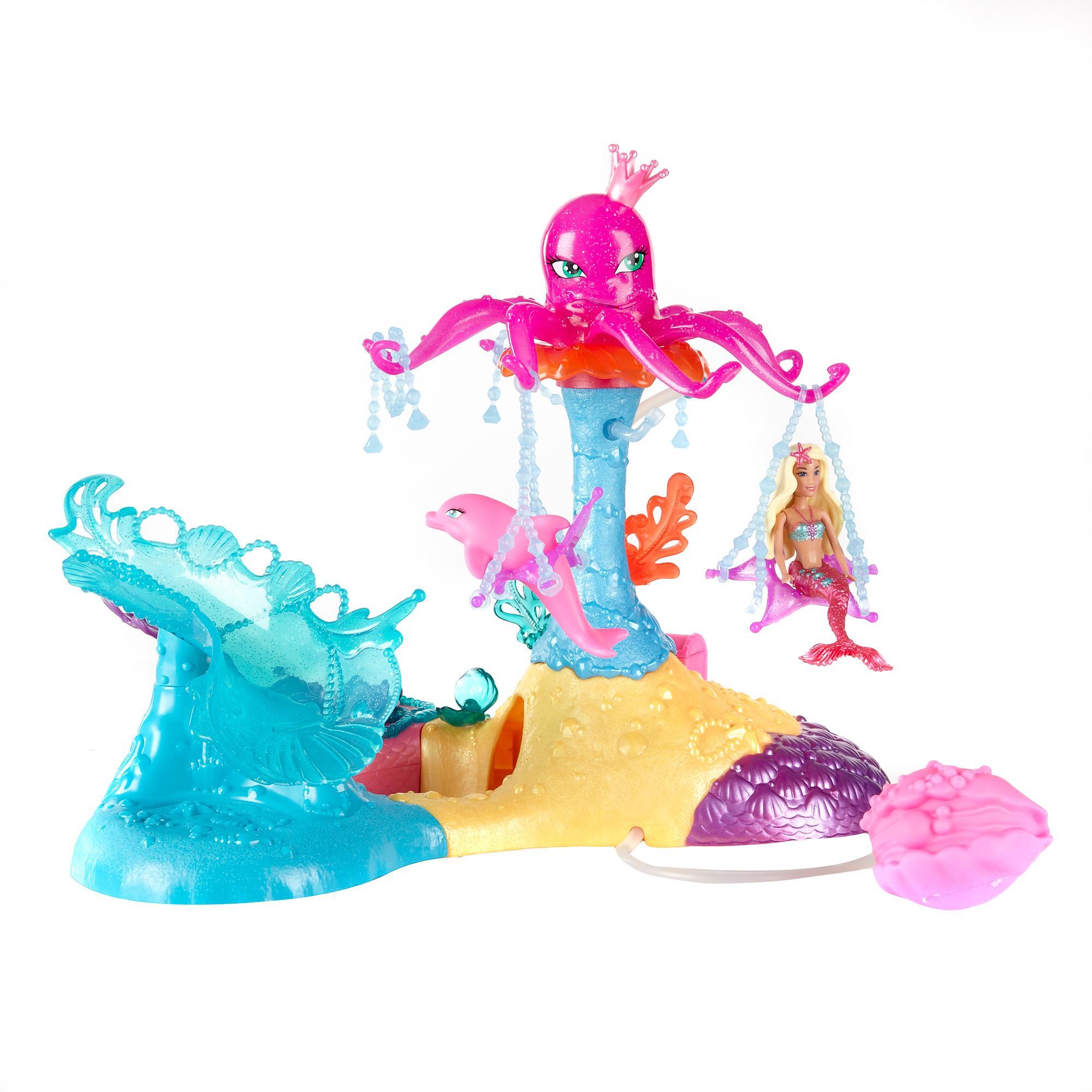 Barbie Splash And Slide Barbie Splash n Spray Water