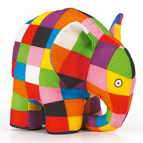 Elmer - Soft Toy