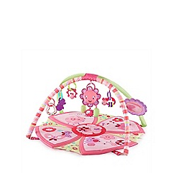 Bright Starts - Pretty in Pink Giggle Garden Activity Gym