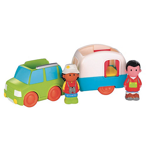 Early Learning Centre - Happyland Camping Set