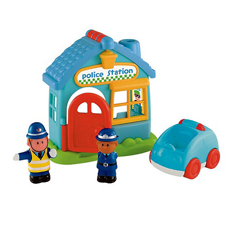 Early Learning Centre - Happyland Police Station