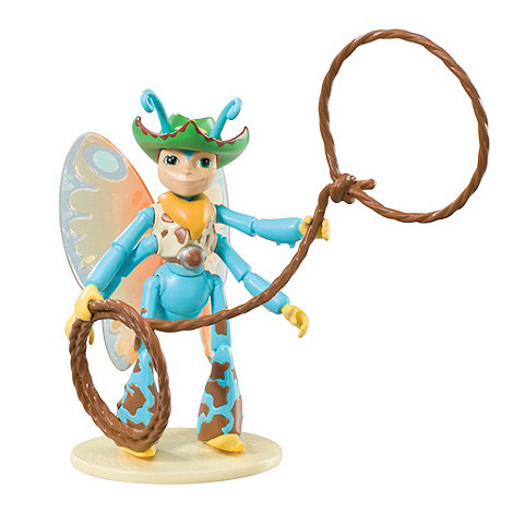Tree Fu Tom - Ranger Twigs figure