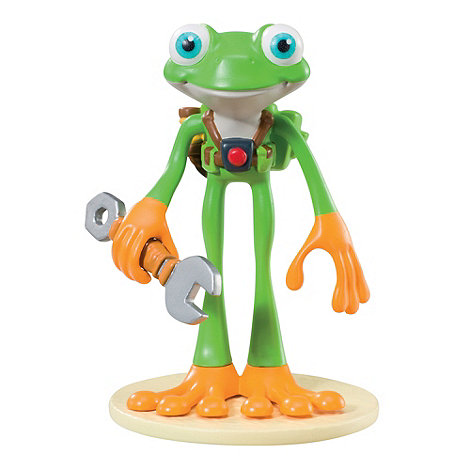 Tree Fu Tom - Ranger Tom figure